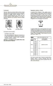 Manuale ATMOS - Restauro e regolazione
