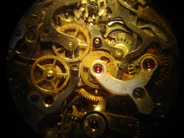 Cronografo da polso