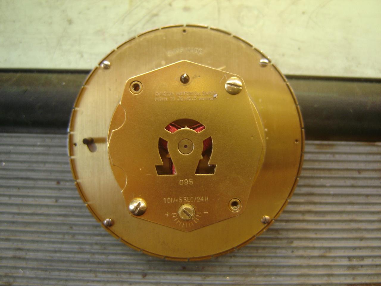 Orologio elettromeccanico da polso
