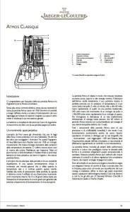 Manuale ATMOS riprazione e restauro