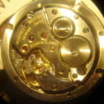 Revisione rolex precision cal 1225