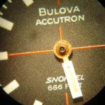 revisione Bulova Accutron snorkel