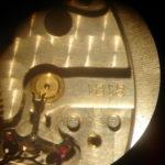 Revisione Rolex precision calibro1215